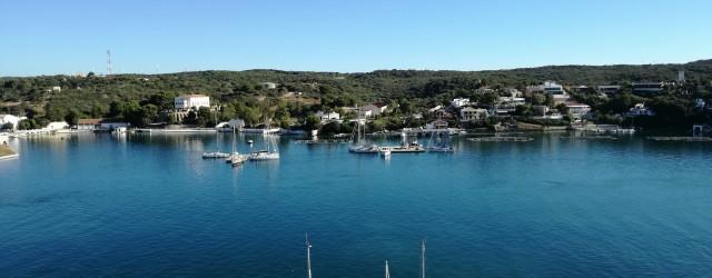 Alquiler coches Menorca Septiembre